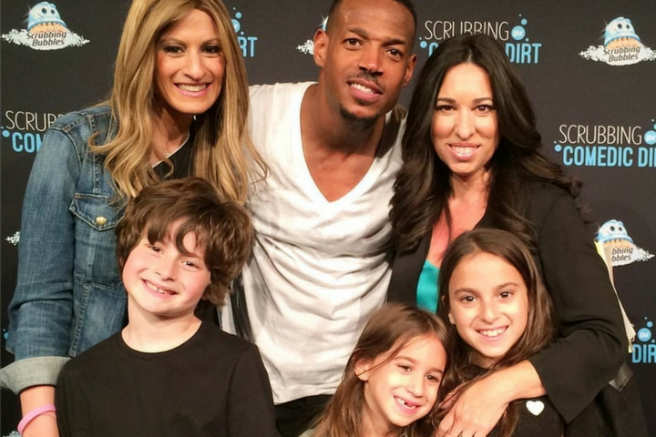 Scrubbing the Comedic Dirt with Marlon Wayans & Scrubbing Bubbles ®