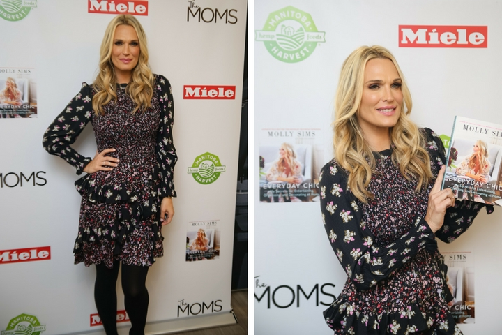 The MOMS: Molly Sims